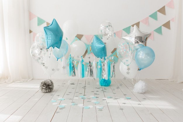 festive-background-decoration-birthday-celebration-with-gourmet-cake-b