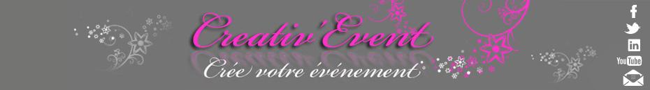 Creativ'Event Organisation de votre événement en Belgique